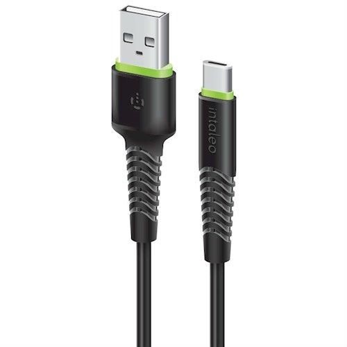 Intaleo Type-C Cable 1.2M Black  - 1