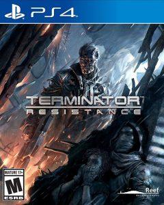 DISK Playstation 4 (Terminator: Resistance)