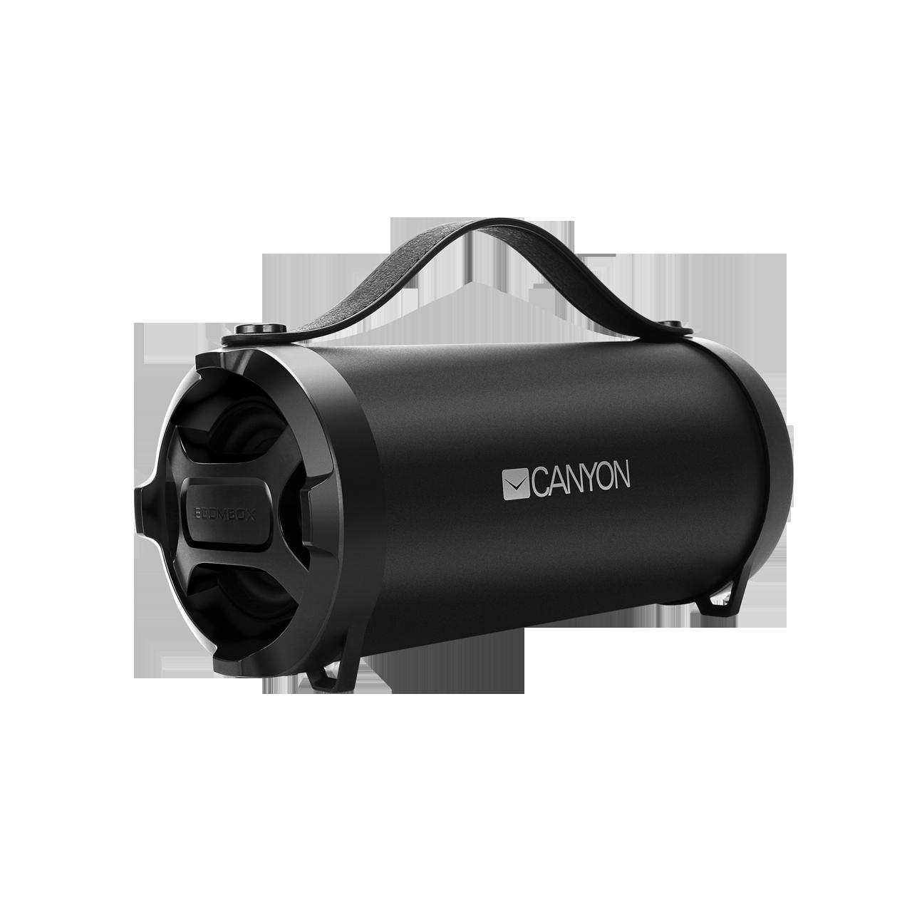 Wireless Speaker Canyon Black 10Wt / CNE-CBTSP6  - 2