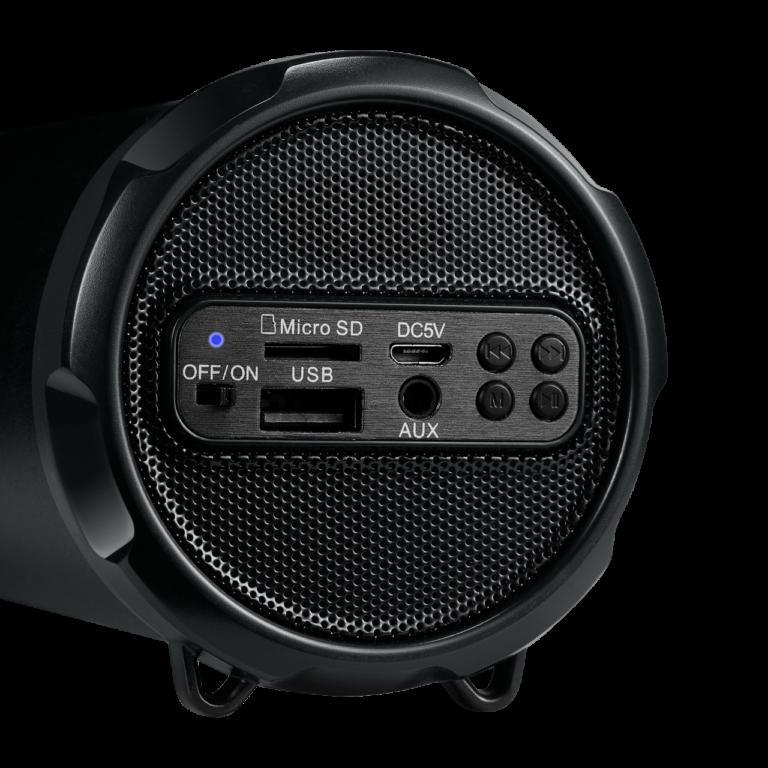Wireless Speaker Canyon Black / CNE-CBTSP5  - 4