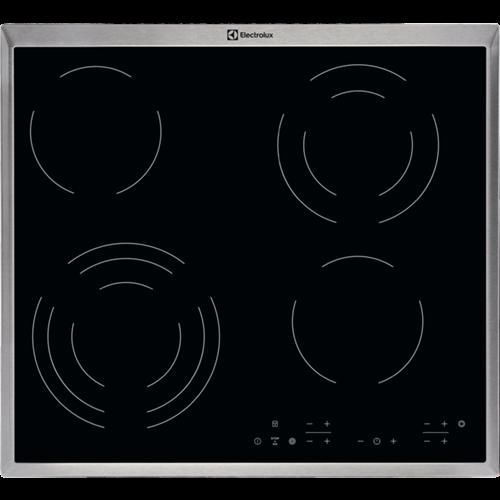 Plitə Electrolux CPE6433KX  - 1