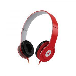 Qulaqlıq Genius HS-M450 Red