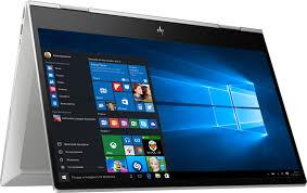 Noutbuk HP ENVY x360 Convert 15-dr0006ur i7/16/intel/256/win10/slv