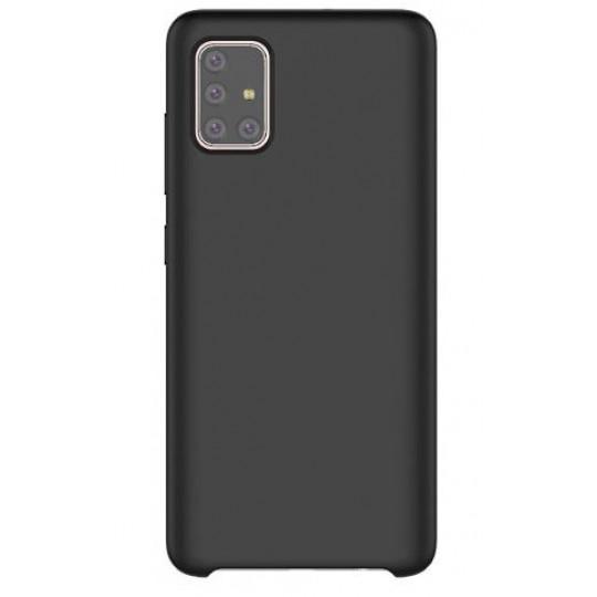 Samsung A51 Typoskin Cover Black GP-FPA515KDBBR  - 1