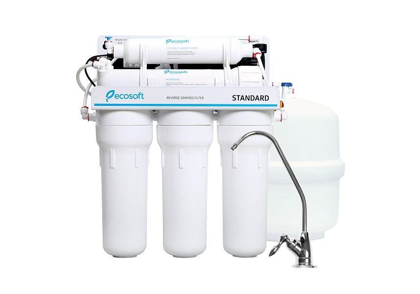 Фильтры для воды Ecosoft MO550PECOST   - 1