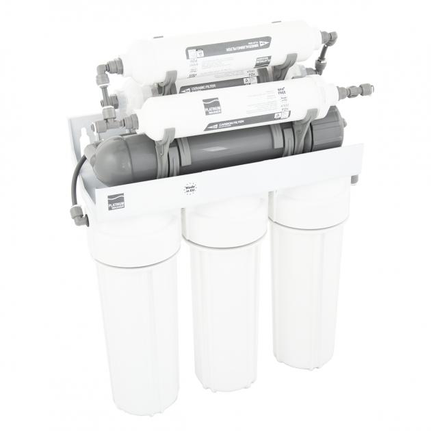 Su filtri Platinum Wasser Ultra Booster 6   - 1