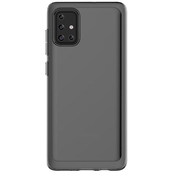 Samsung A71 Araree A Cover Black GP-FPA715KDABR  - 1