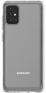 Samsung A71 Araree A Cover Transparent GP-FPA715KDATR  - 1