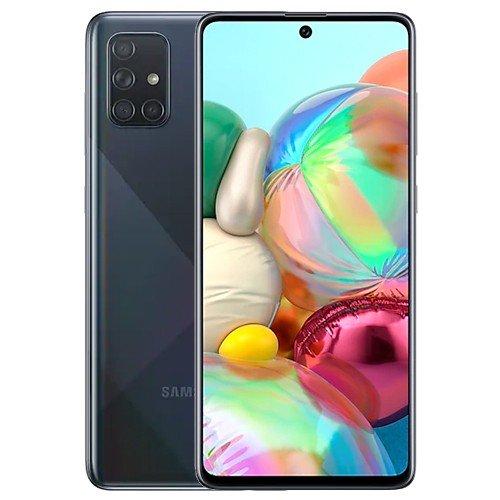 Samsung Galaxy A71 DS (SM-A715) 128GB BLACK
