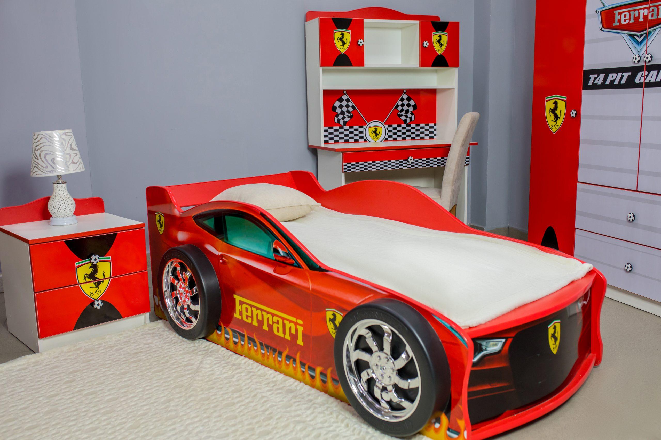 Mələklər -  Ferrari uşaq dəsti