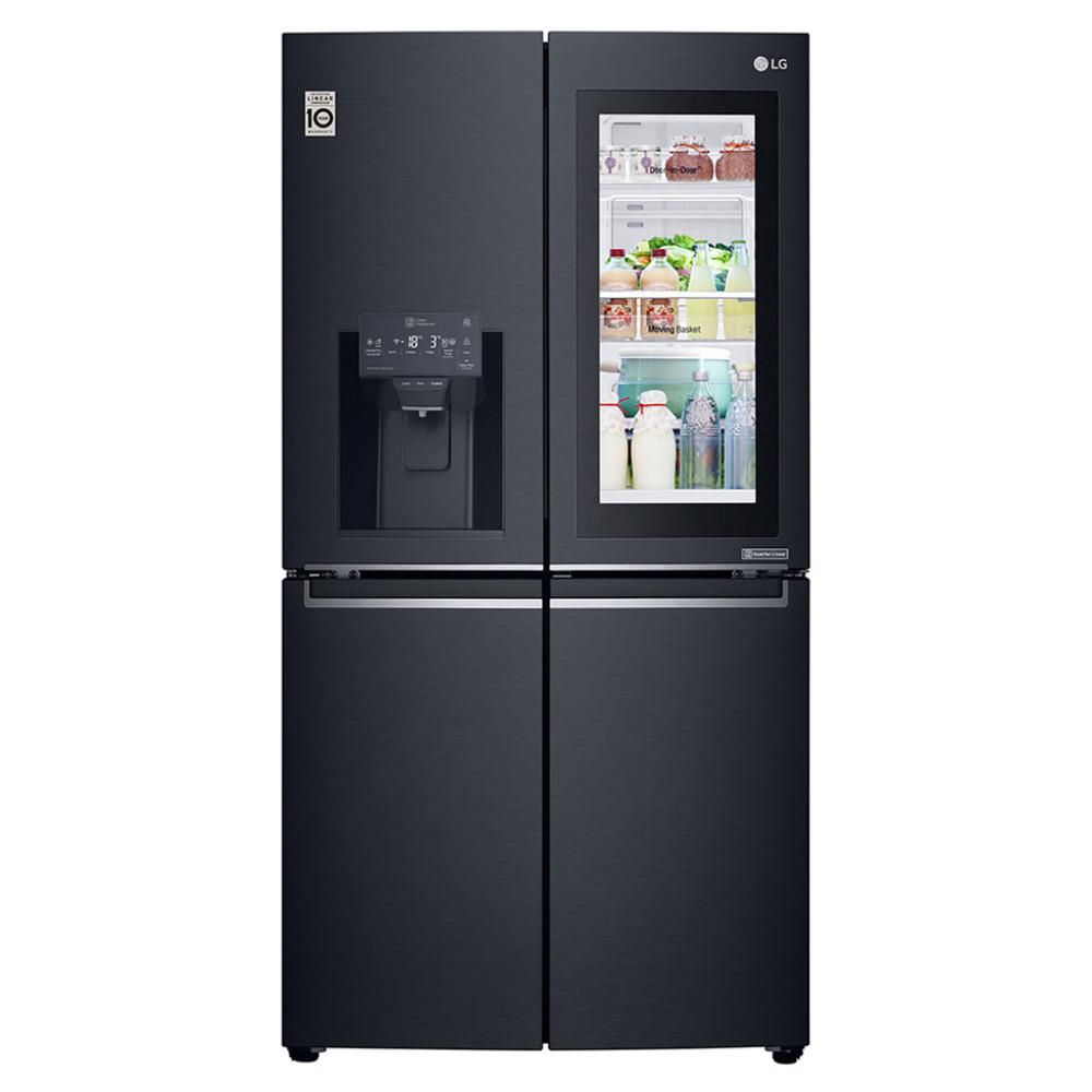 Холодильник LG GR-X29FTQKL  - 1