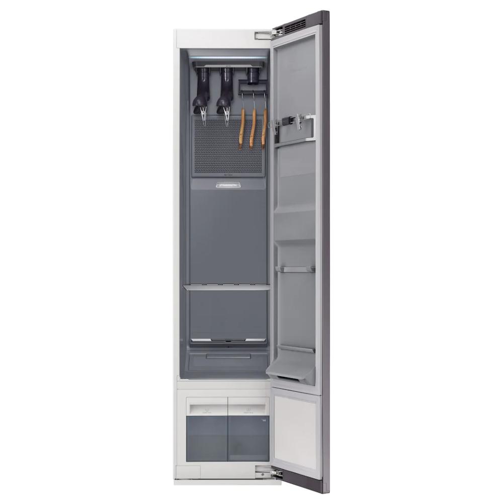 Паровой шкаф для ухода за одеждой Samsung DF60R8600CG/LP  - 2