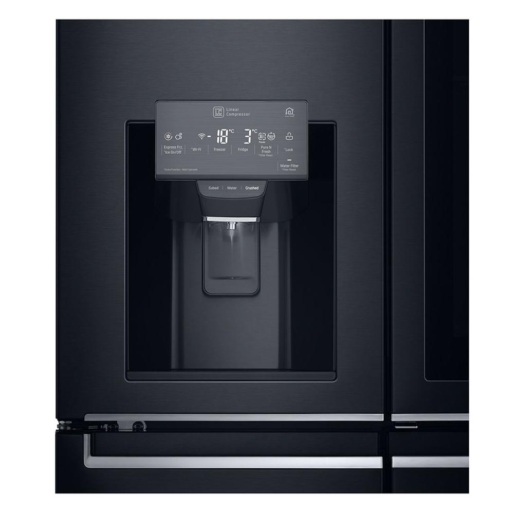 Холодильник LG GR-X29FTQKL  - 4