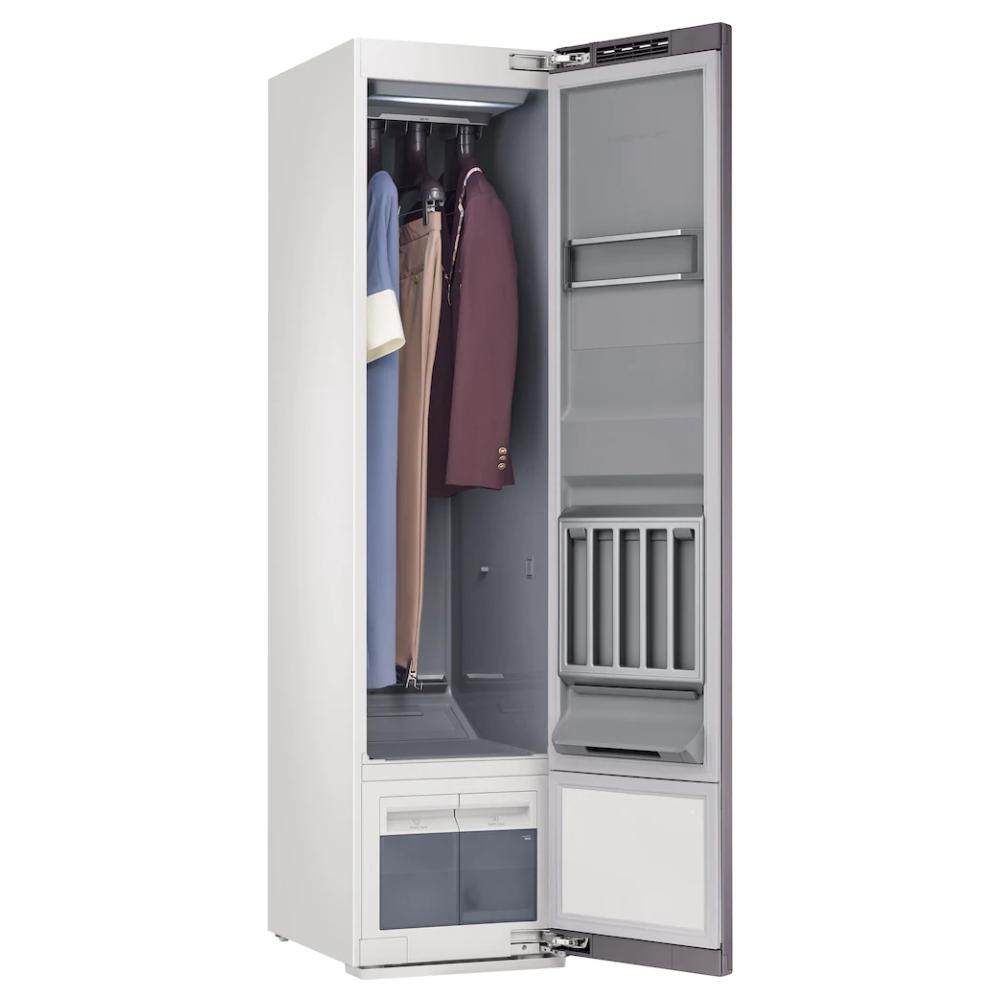Паровой шкаф для ухода за одеждой Samsung DF60R8600CG/LP  - 3