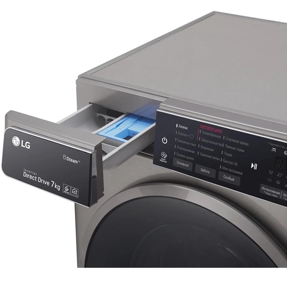 Стиральная машина LG F2H6HS8S  - 3