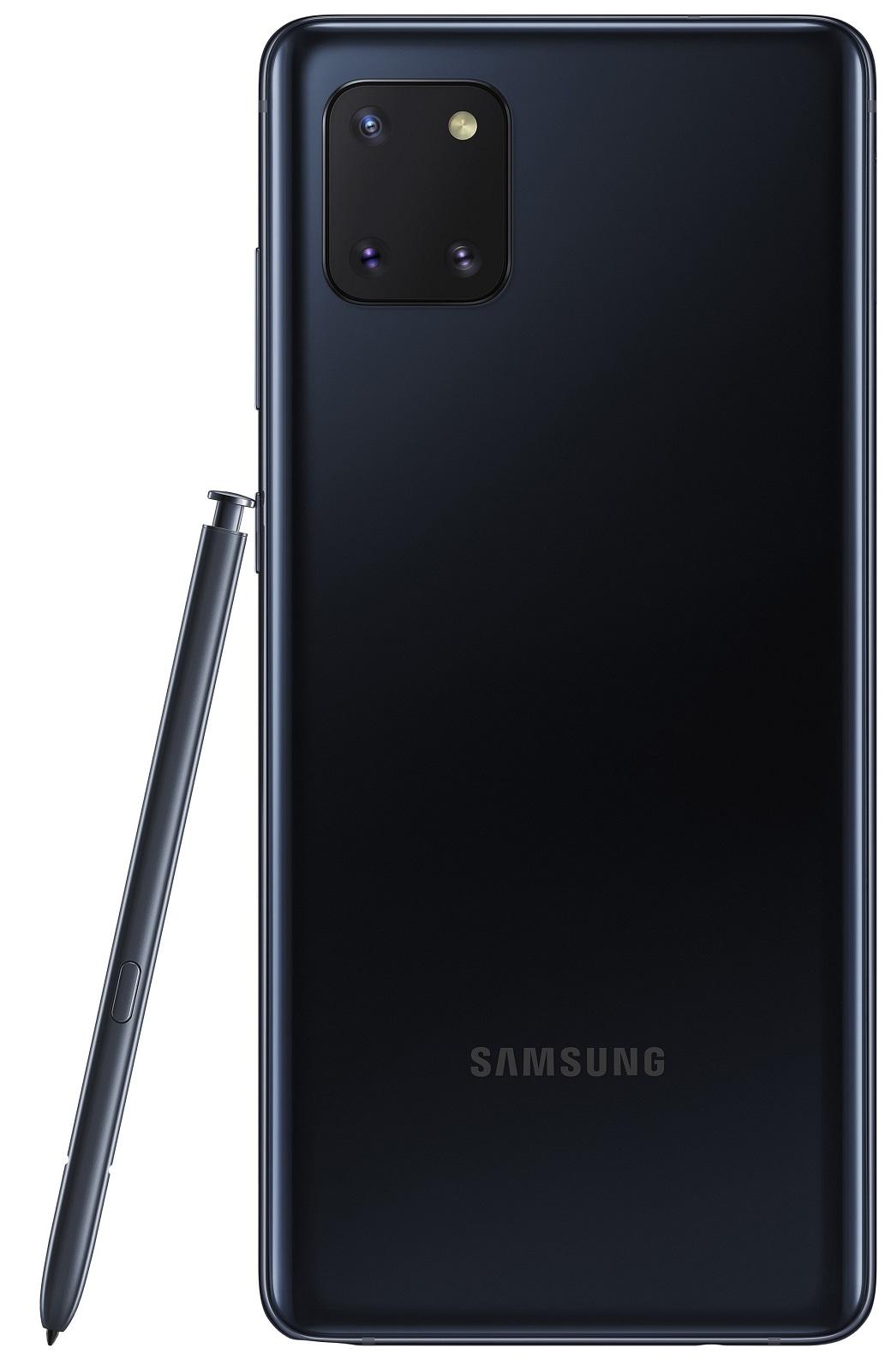 Samsung Galaxy Note 10 Lite (SM-N770) Black - 4