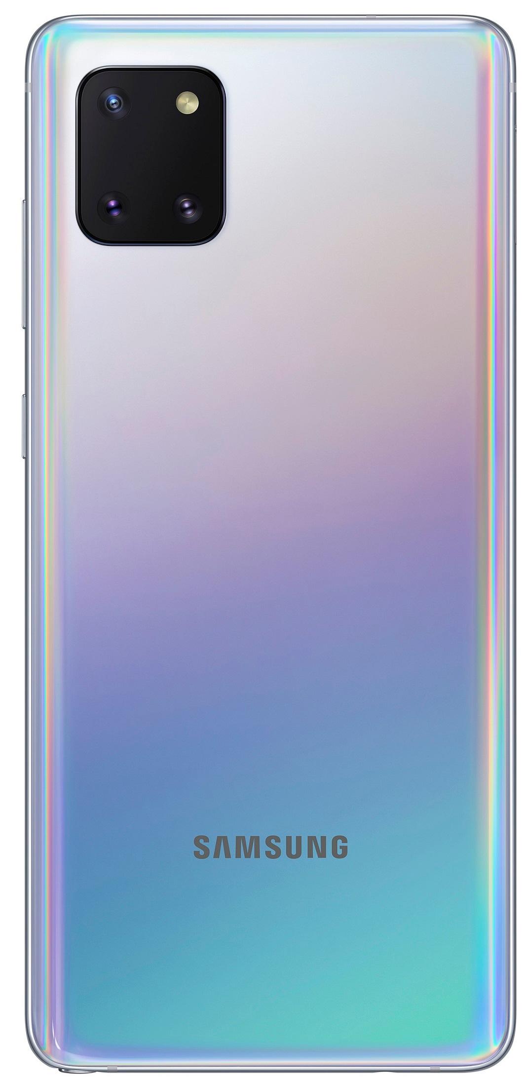 Samsung Galaxy Note 10 Lite (SM-N770) silver - 4