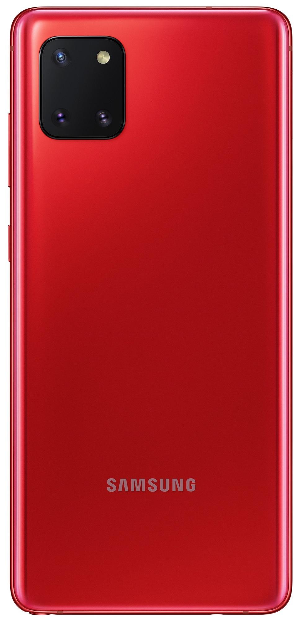 Samsung Galaxy Note 10 Lite (SM-N770) RED - 4