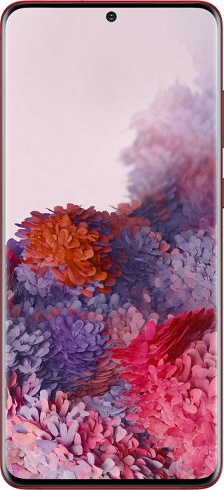 Samsung Galaxy S20+ DUAL (SM-G985F) Red - 2