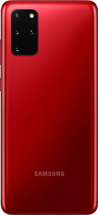 Samsung Galaxy S20+ DUAL (SM-G985F) Red - 4