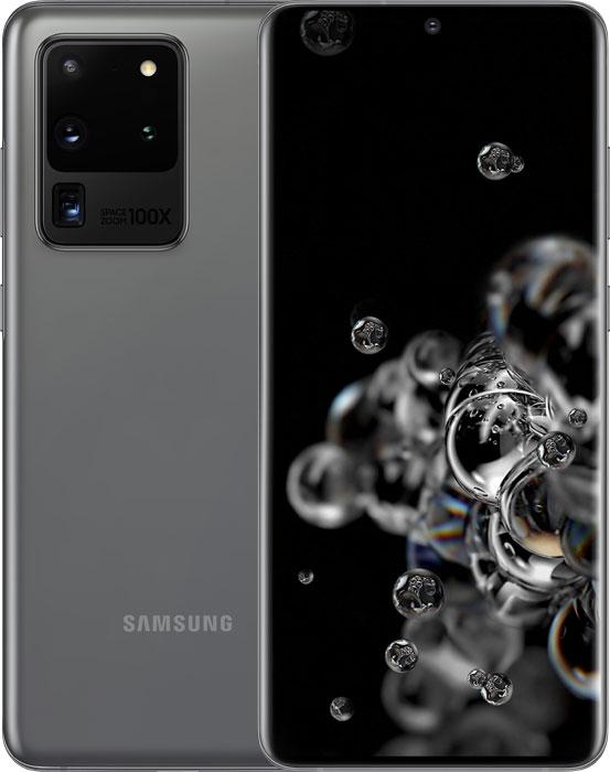 Samsung Galaxy S20 Ultra DUAL (SM-G988B) Gray - 1