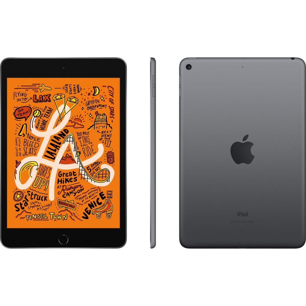 iPad mini (2019) Wi-Fi 256GB Space Gray  - 1
