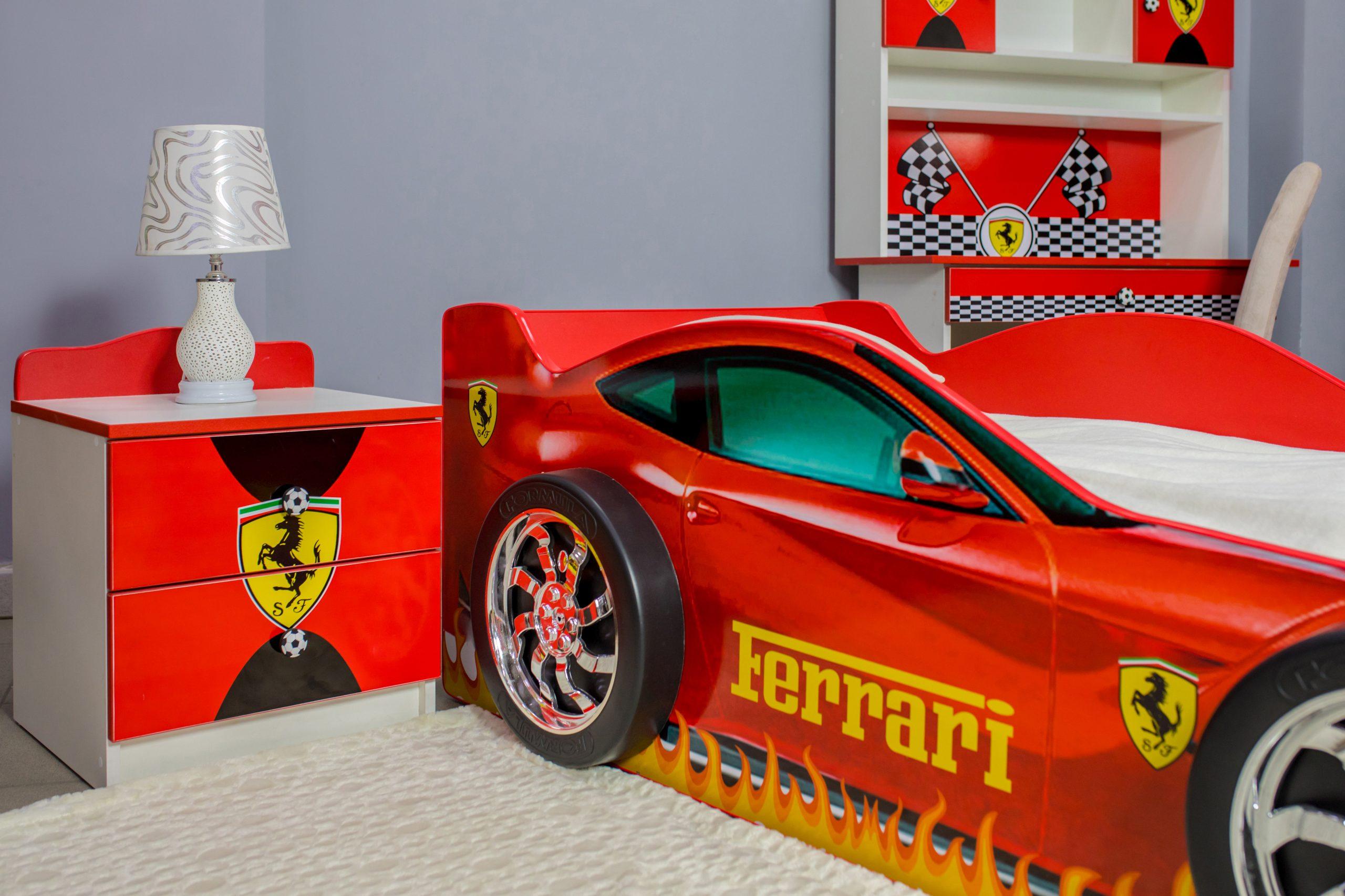 Mələklər -  Ferrari uşaq dəsti  - 2