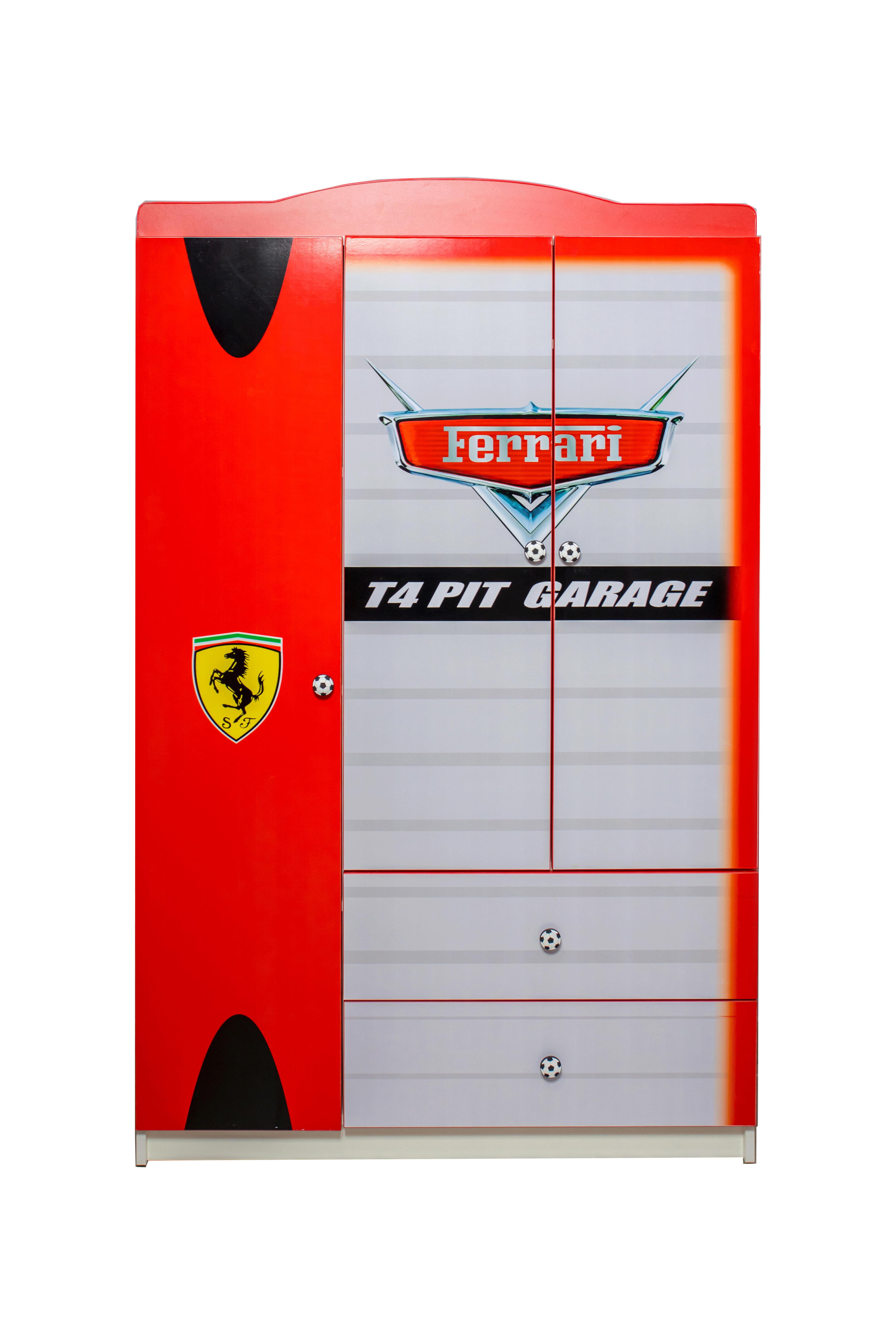 Mələklər -  Ferrari uşaq dəsti  - 5