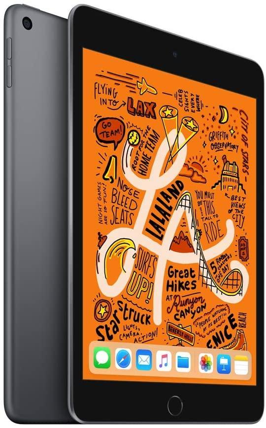 iPad mini (2019) Wi-Fi 256GB Space Gray  - 3