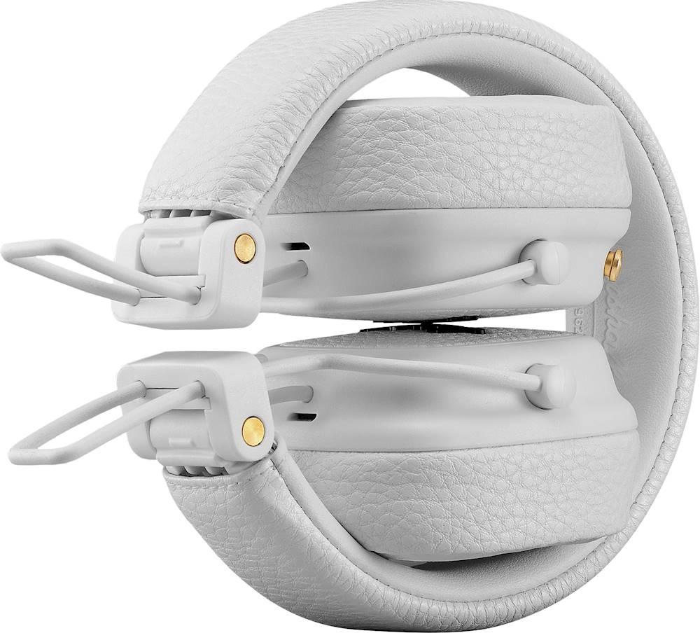 Qulaqlıq Marshall Major 3 Bluetooth White  - 5