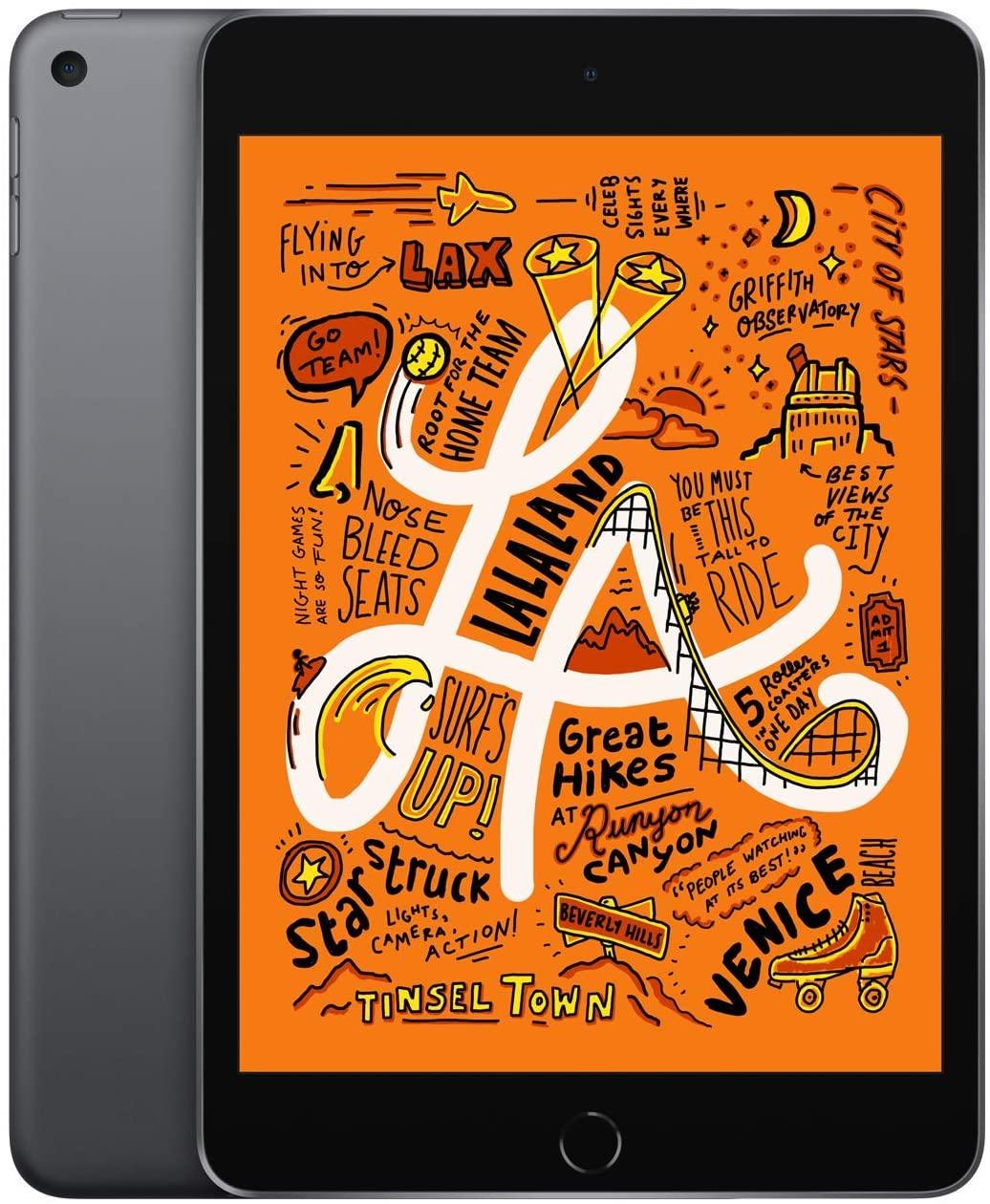 iPad mini (2019) Wi-Fi 256GB Space Gray  - 2