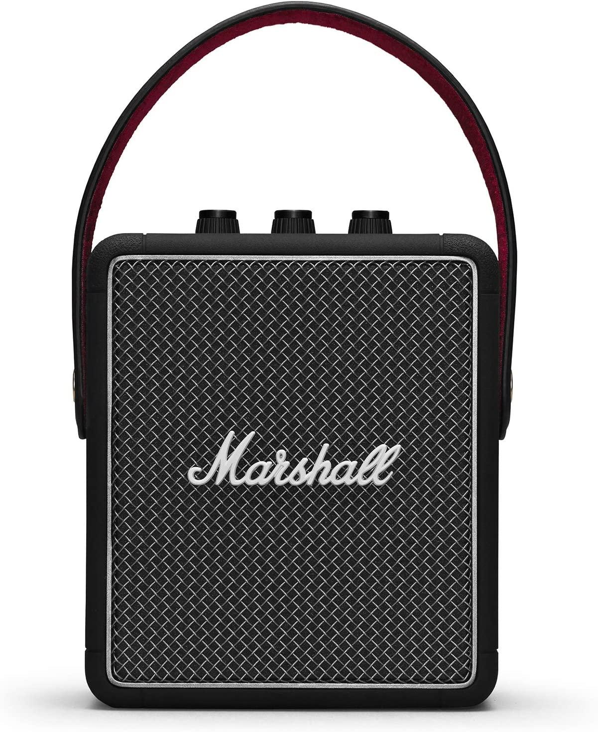 Marshall Stockwell 2 Bluetooth Black  - 1