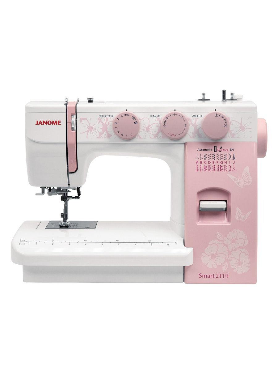 Швейная машина Janome Smart 2119  - 1