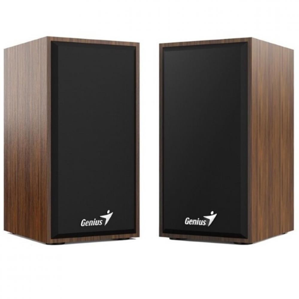 Speaker Genius SP-HF180 2.0 Wood  - 1