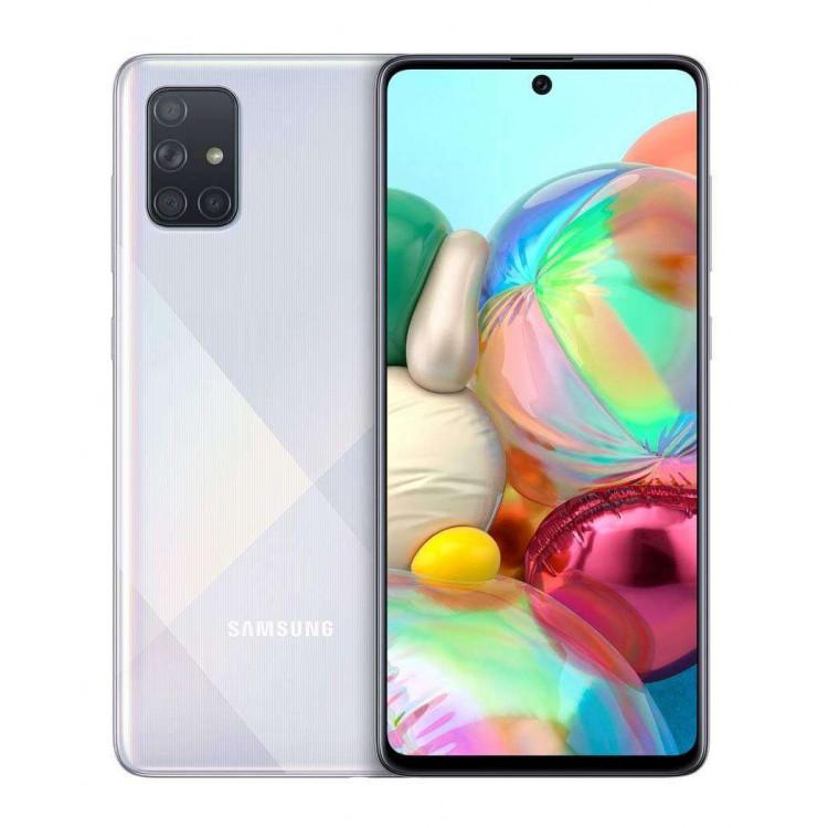 Samsung Galaxy A71 DS (SM-A715) 128GB silver