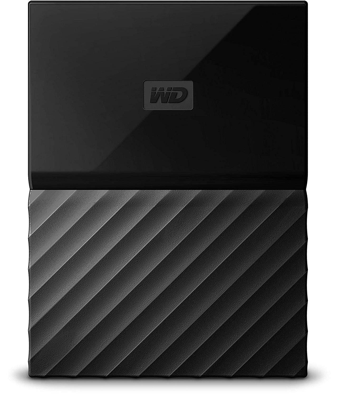 WD Ext. HDD 1TB My Passport Black  - 1