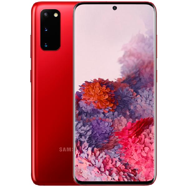 Samsung Galaxy S20 DUAL (SM-G980F) Red