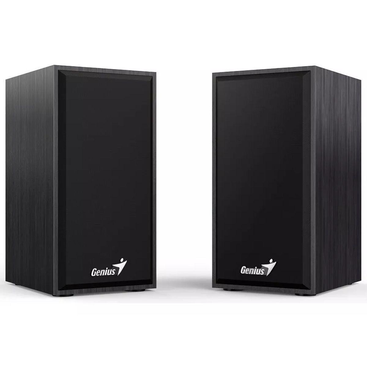 Speaker Genius SP-HF180 2.0 Black  - 1