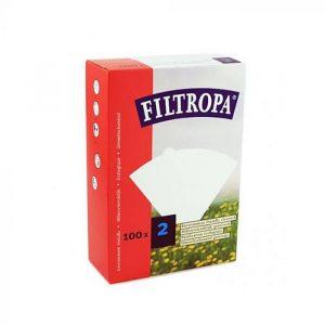 Qəhvə Bişirən üçün kağız filtr Filtropa N2