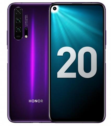 HONOR H20 Pro  8/256GB  black+purple