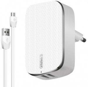 Adapter Intaleo TCG242 Micro USB White