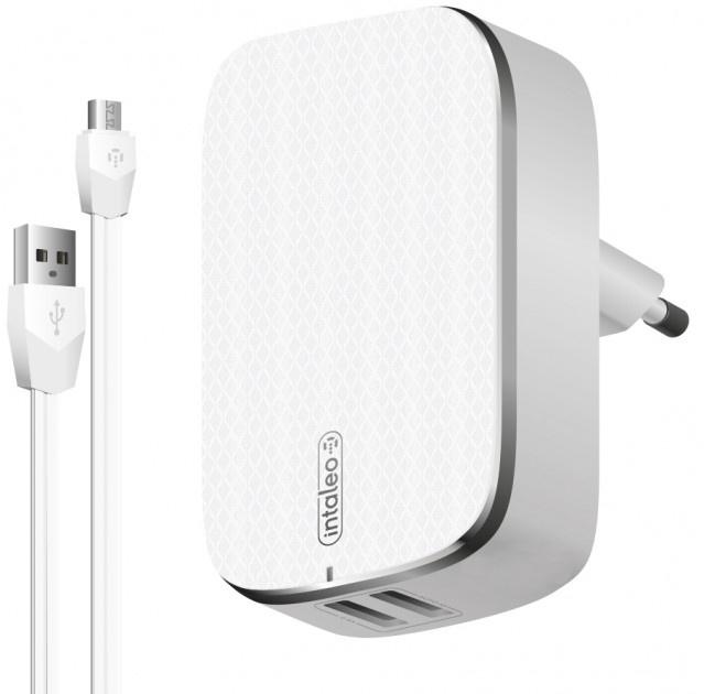 Adapter Intaleo TCG242 Micro USB White  - 1