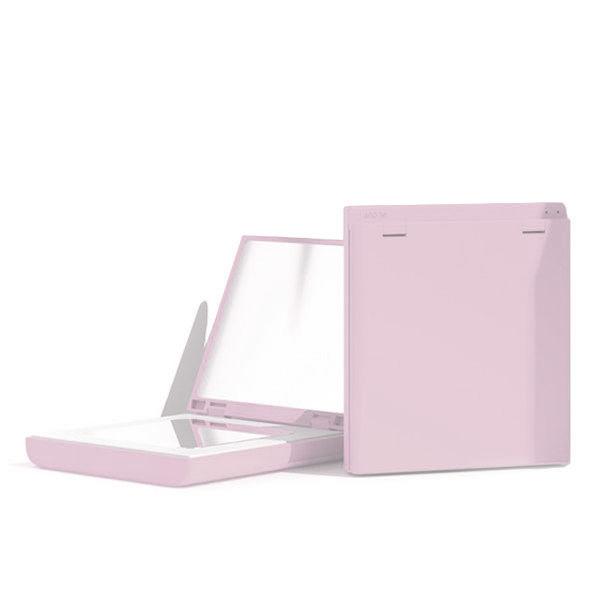Mi VH Portable Beauty Mirror 3000 mAh Pink  - 1