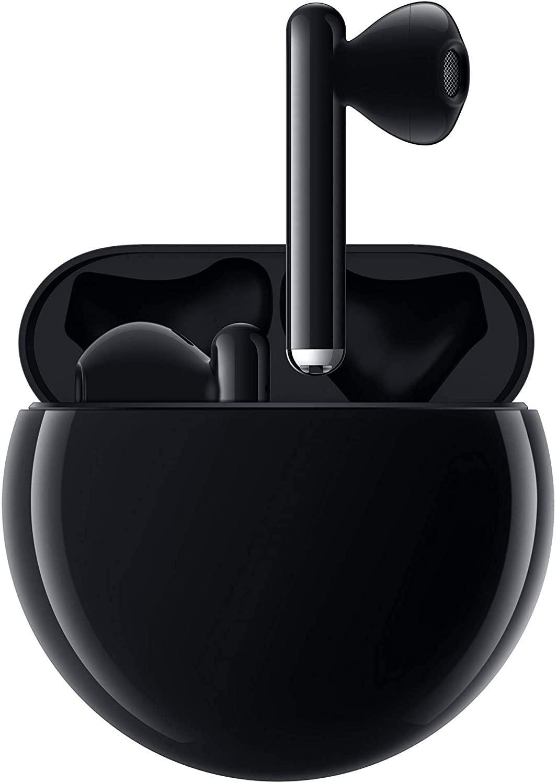 Qulaqlıq Huawei FreeBuds 3 Carbon Black  - 1