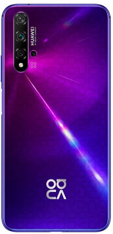 Huawei Nova 5T 6/128GB purple - 3
