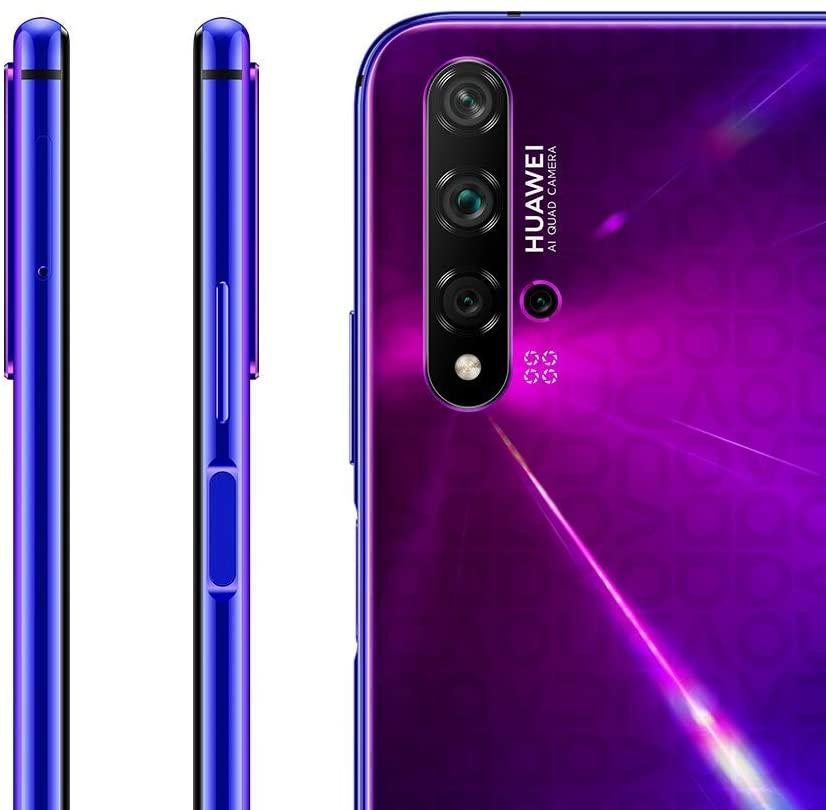 Huawei Nova 5T 6/128GB purple - 4