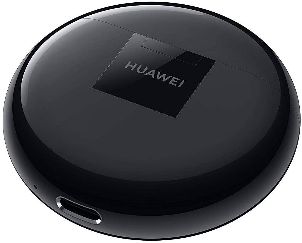 Qulaqlıq Huawei FreeBuds 3 Carbon Black  - 4