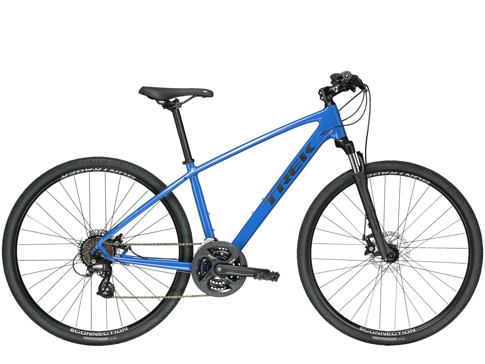 Trek DS 1 2020 Blue S