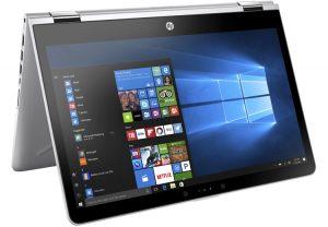 Noutbuk HP Pavilion  x360 Convert 14-dh0030ur i5/8/intel/256/free/slv