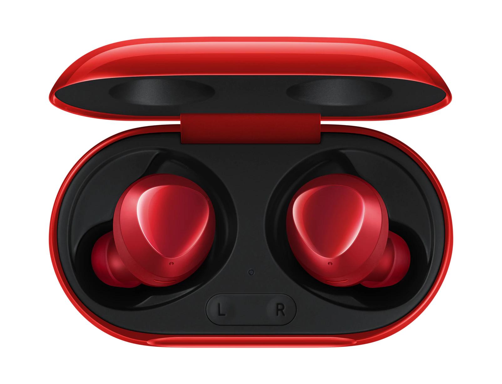 Наушники Samsung Galaxy Buds + Red SM-R175NZRASER  - 2